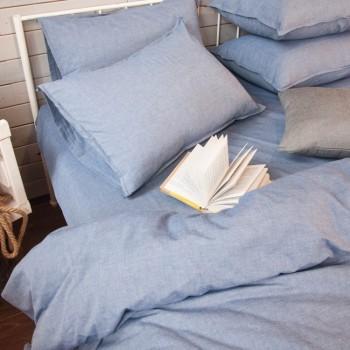 Комплект 1,5-спальный из вареного хлопка Jeans