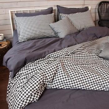 Комплект двуспальный из вареного хлопка Fargo