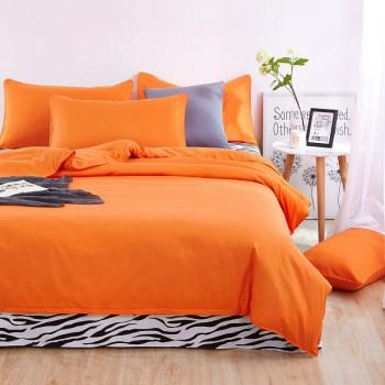 Комплект двуспальный Orange Satin