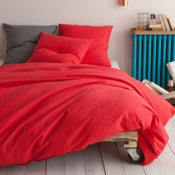 Комплект двуспальный из Red Satin