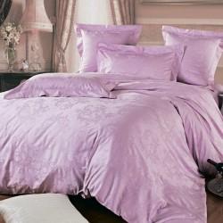 Комплект 1,5-спальный из сатина-жаккарда Malibu